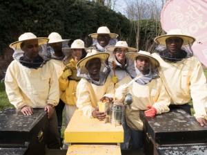 """Il progetto """"Bee my job"""" nell'ambito di Cambalache."""